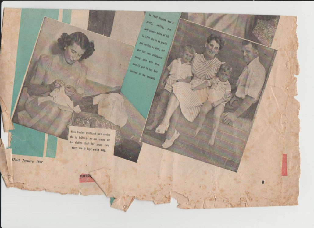 1947 Bok Tour