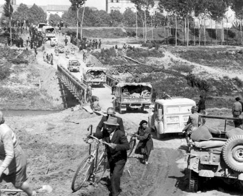 Finale Bridge 1945