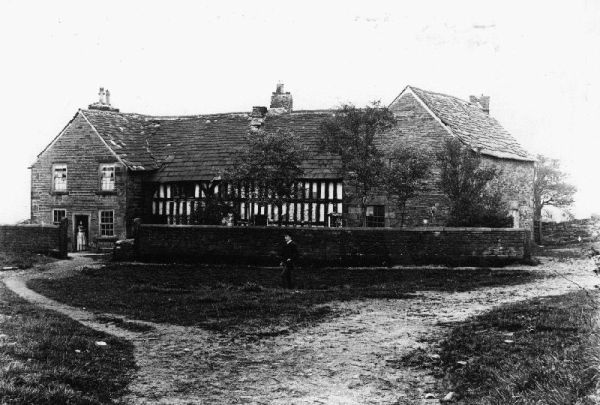 Smethurst Hall House